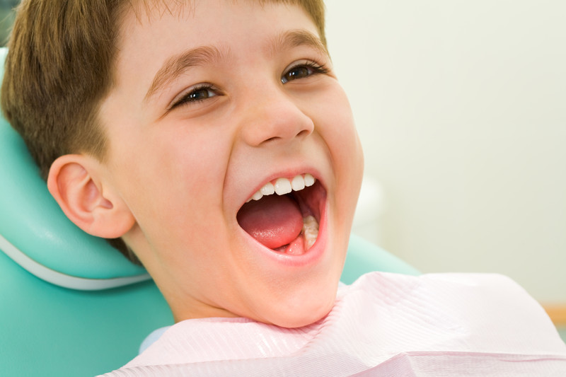 Why Should My Child Visit a Pediatric Dentist?
