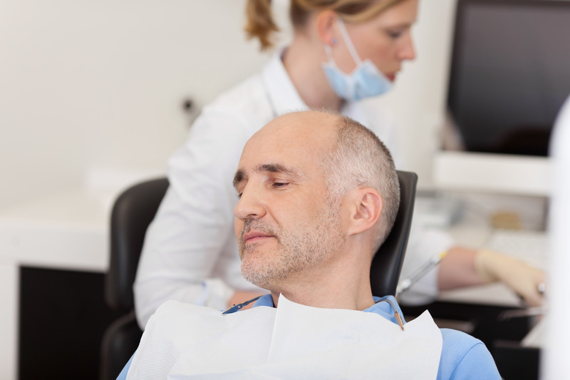 consider sedation dentistry