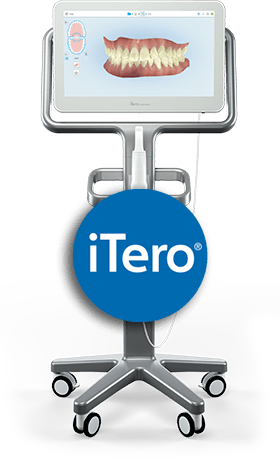 itero dental technology