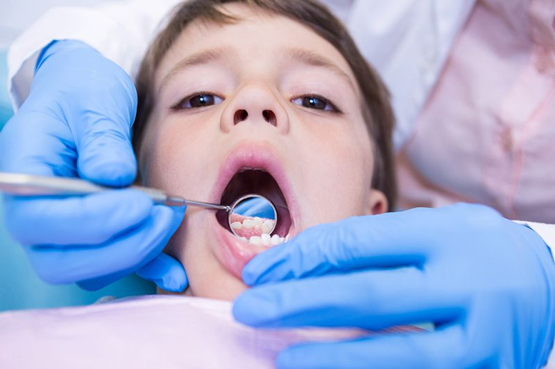 Keeping Kids' Teeth Healthy